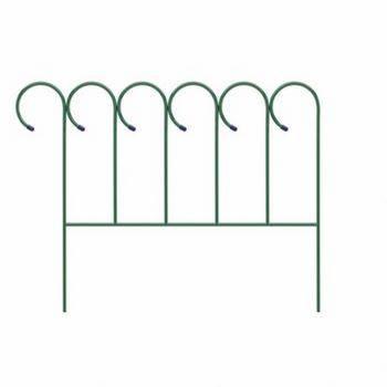 Купить Заборчик Садово-парковый «Барашек» 0, 7х0, 9м