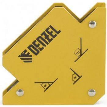Купить Фиксатор магнитный для сварочных работ усилие 25 LB Denzel