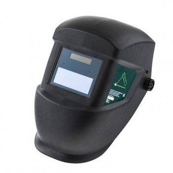 Купить Щиток защитный лицевой (маска сварщика) с автозатемнением Ф1, пакет Сибртех