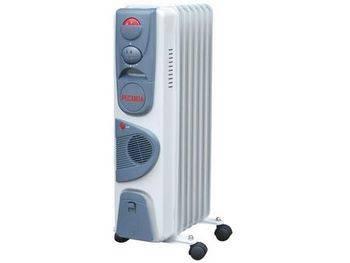 Купить Радиатор масляный РЕСАНТА ОМ-7НВ мощность 1, 9 кВт