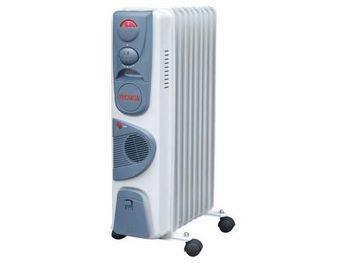 Купить Радиатор масляный РЕСАНТА ОМ-9НВ мощность 2, 4 кВт