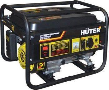 Купить Генератор бензиновый HUTER DY4000L 64/1/21 7 л. С., 3 кВт