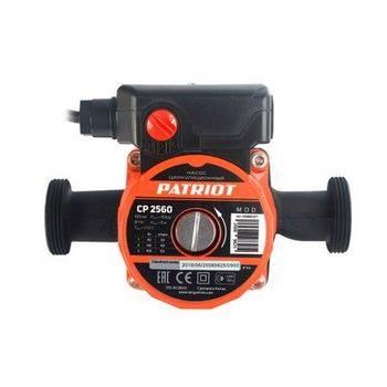 Купить Насос циркуляционный PATRIOT CP 2560