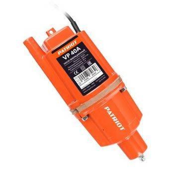 Купить Насос вибрационный погружной PATRIOT VP 40А 18 л/мин, 300 Вт
