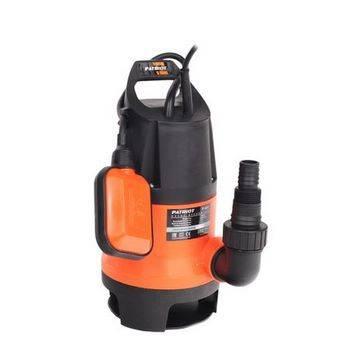 Купить Насос дренажный PATRIOT F 400 400 Вт, 8000 л/час