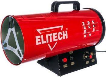 Купить Пушка тепловая газовая ELITECH ТП 15ГБ 15 кВт