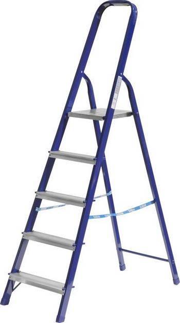 Купить Лестница-стремянка стальная СИБИН Без серии 38803-05