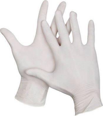 Купить Перчатки латексные экстратонкие STAYER MASTER 11205-M