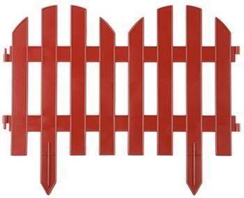 Купить Забор декоративный «ПАЛИСАДНИК» GRINDA 422205-T