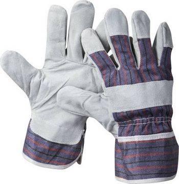 Купить Перчатки рабочие кожаные STAYER MASTER 1130-XL