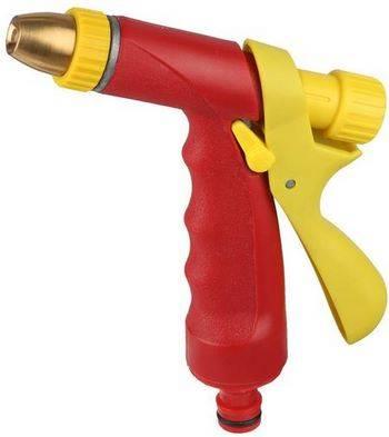 Купить Пистолет-распылитель металлический регулируемый GRINDA Без серии 8-427311