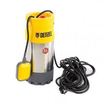 Купить Погружной насос высокого давления PH1100, 1100Вт, подъем 40м, 5500 л/ч Denzel