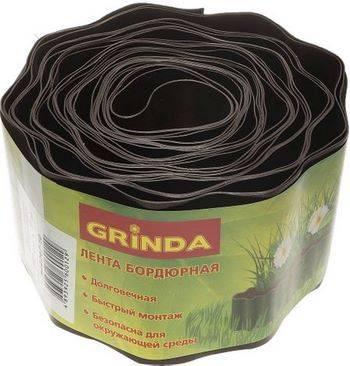 Купить Лента бордюрная GRINDA 422247-10