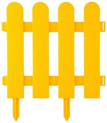 Купить Забор декоративный «ШТАКЕТНИК» GRINDA 422209-Y