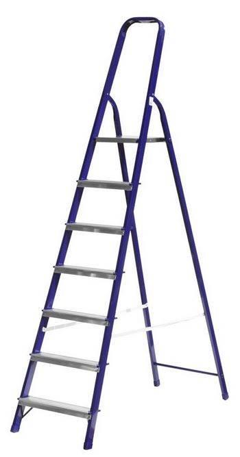 Купить Лестница-стремянка стальная СИБИН Без серии 38803-07