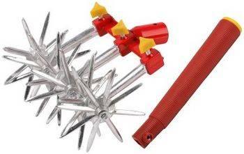 Купить Культиватор со съемной ручкой, шестидисковый GRINDA Без серии 8-421888