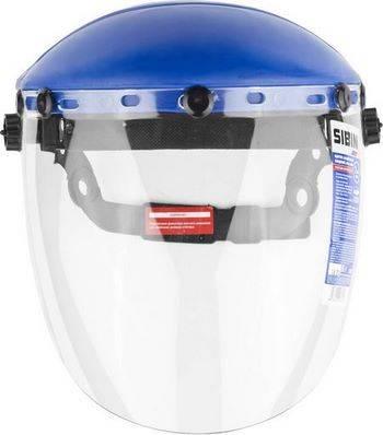 Купить Щиток защитный лицевой СИБИН Без серии 11089