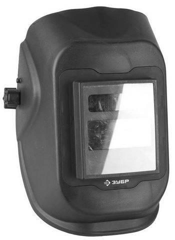 Купить Щиток защитный лицевой для электро- и газосварщика ЗУБР ЭКСПЕРТ 11079