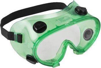 Купить Очки защитные закрытого типа ЗУБР МАСТЕР 11026