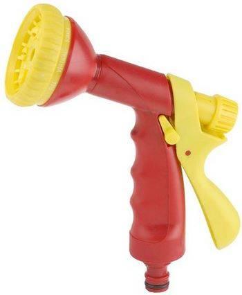 Купить Пистолет-распылитель пластиковый 10-позиционный GRINDA Без серии 8-427373