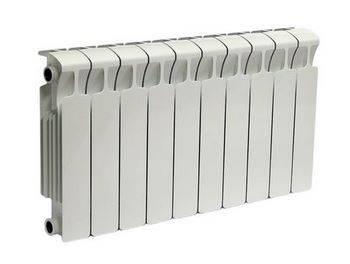 Купить Радиатор RIFAR Monolit 350 х10 секц. RM35010НЛ50 лев (MVL) 50 мм
