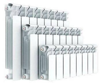 Купить Радиатор RIFAR B500 х 4 секц. RB50004 800 Вт