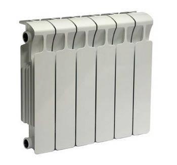 Купить Радиатор RIFAR Monolit 350 х 8 секц. RM35008НЛ50 лев (MVL) 50 мм