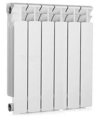 Купить Радиатор RIFAR Monolit 350 х 6 секц. RM35006
