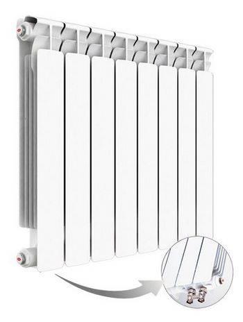 Купить Радиатор RIFAR ALP 500 x 4 НП R50004AVL лев (AVL)