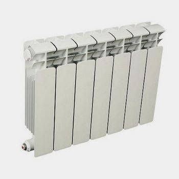 Купить Радиатор RIFAR B500 х 5 секц. RB50005 1000 В