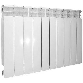 Купить Радиатор RIFAR Alum 500 х10 секц. RAL50010
