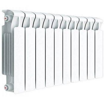Купить Радиатор RIFAR Alum 350 х10 секц. RAL35010