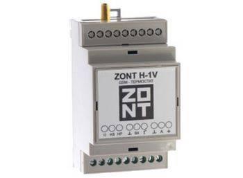 Купить Термостат ЭВАН GSM-Climate ZONT-H1V DIN 112008