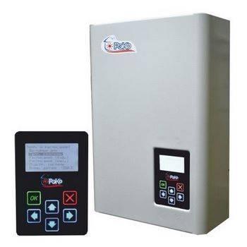Купить Котёл электрический РЭКО 24ПМ, 24 кВт, 380 В, расширительный бак, насос, группа безопасности