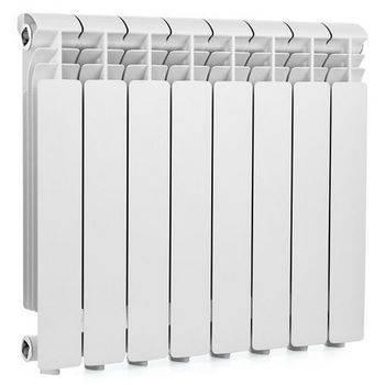 Купить Радиатор RIFAR Monolit 500 х 8 секц. RM50008