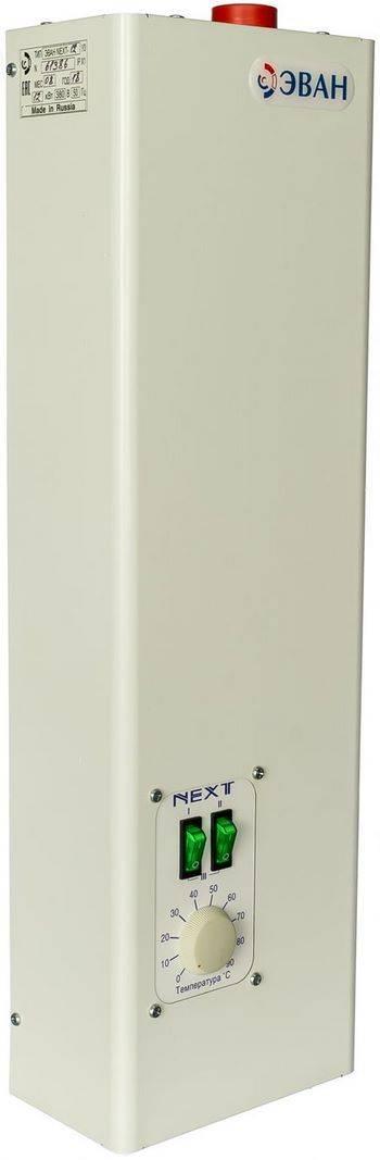 Купить Котёл электрический ЭВАН NEXT-12 12912, 380 В