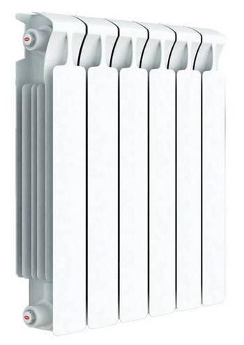 Купить Радиатор RIFAR Monolit 500 х 5 секц. RM50005НП50 прав (MVR) 50 мм