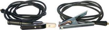 Купить Комплект кабелей для сварки КАЛИБР КГ1-16 3+3м, в сборе с ДС-300 и ЗМС-300, вилка 10-25