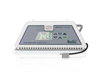 Купить Блок управления инверторный BALLU Digital Inverter BCT/EVU-I для конвектора BALLU Transformer