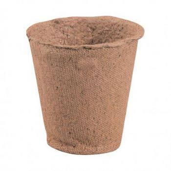 Купить Горшочек для рассады 100 х 110 мм, торфяной, 5 шт. Россия