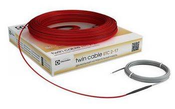Купить Кабель нагревательный ELECTROLUX ETC 2-17-200 (комплект теплого пола) НС-1073705