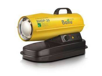 Купить Пушка тепловая дизельная BALLU BHDP-20 (прямой нагрев)