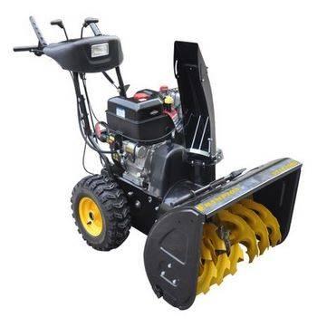 Купить Снегоуборочная машина бензиновая CHAMPION ST1170E 11 л/с, 70 см, 6.5 л, 121 кг, электростартер, колёсный привод 6F/2R, фара