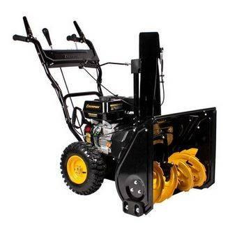 Купить Снегоуборочная машина бензиновая CHAMPION ST661 6.5 л/с, 61 см, 3.6 л, 61.5 кг, ручной стартер, колёсный привод 4F/1R