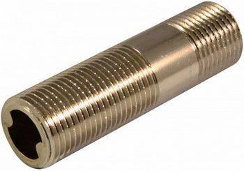 Купить Сгон CTM CRSMM075 1/2 х 75 мм, штуцер/штуцер