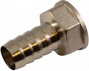 Купить Штуцер под шланг CTM CRSF1220 1/2 дюйма х 20 мм, внутренняя резьба