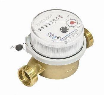 Купить Счётчик воды ЭКО НОМ СВУЭ-110Б для холодной и горячей (без штуцеров)