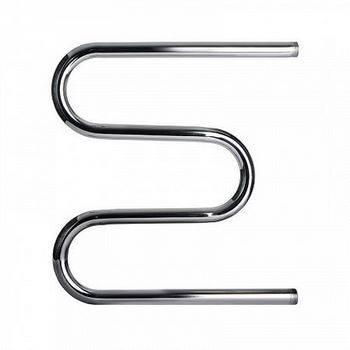 Купить Полотенцесушитель СТМ SPM35050 3/4 дюйма 500х500 мм, «М-образный», нержавеющая сталь