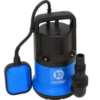 Купить Электрический насос центробежный КАЛИБР НПЦ - 550/ 5П