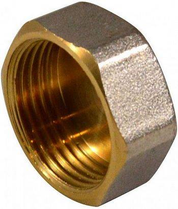 Купить Заглушка CTM CRCF0001 1 дюйм, внутренняя резьба